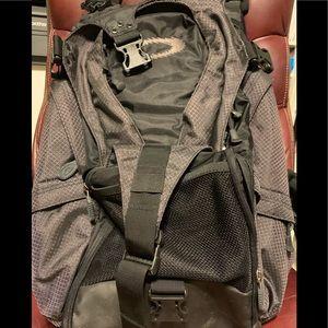 Oakley backpack black